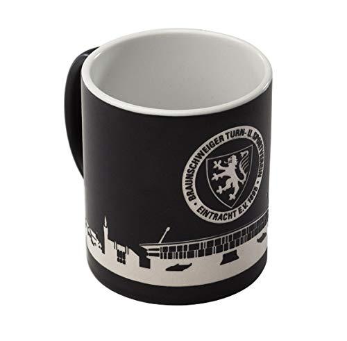 Eintracht Braunschweig Tasse, Becher, Kaffeetasse Skyline