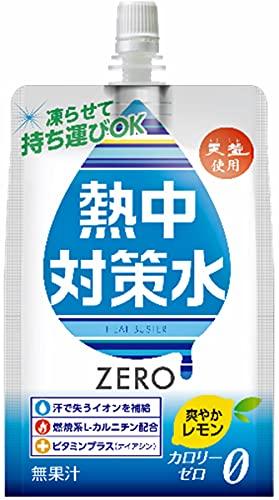 赤穂化成 熱中対策水 レモン味パウチ 300g ×30個