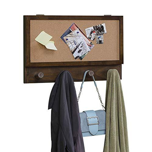 WSXX Cuadro Decorativo de medidor eléctrico de Pintura Americana, Caja de blindaje de Caja eléctrica, Estante de Interruptor Principal de Sala de Estar