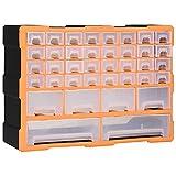 Susany Multi-Schubladenschrank Ordnungssystem, Kleinteilemagazin Stapelboxen Schüttenregal...