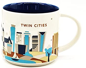 Starbucks Twin Cities You Are Here Collection Mug  011024673