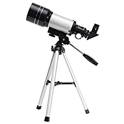 cheap EGOERA Space Astronomical Telescope, 150X Professional Children's Telescope Astronomical Monocular Telescope …