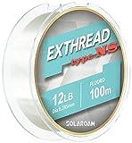 東レ(TORAY) ソラローム エクスレッド タイプNS 100m 12lb ナチュラル