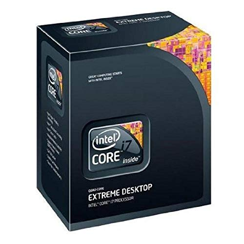 Intel BX80613I7980X Core i7 980X Extreme Edition Box CPU 3,33 GHz Sockel 1366 LGA 12MB L3-Cache