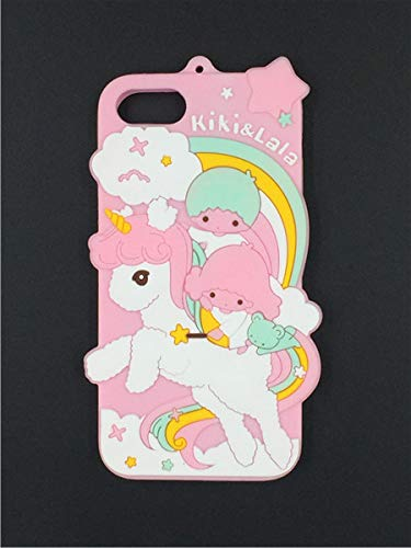 Cute Cartoon 3D Rainbow Unicorn Horse Silicone Soft Phone Cases For Apple iPhone X 4 4S 5 5S 5C SE 6 6S Plus 7 8 Plus Back Cover-in Fitted Cases from Cellphones & Telecommunications,4,For iPhone 6 6S