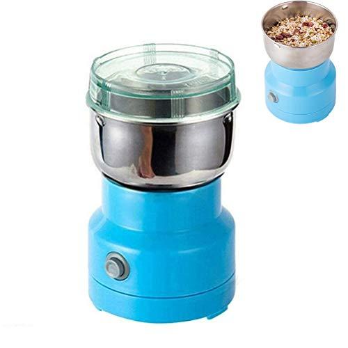 NEWMAN771Her Multifunktionale kleine Lebensmittelmühle Rostfreie elektrische Bohnenschneidemaschine Küchengeräte