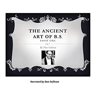 The Ancient Art of B.S.: Essay One cover art
