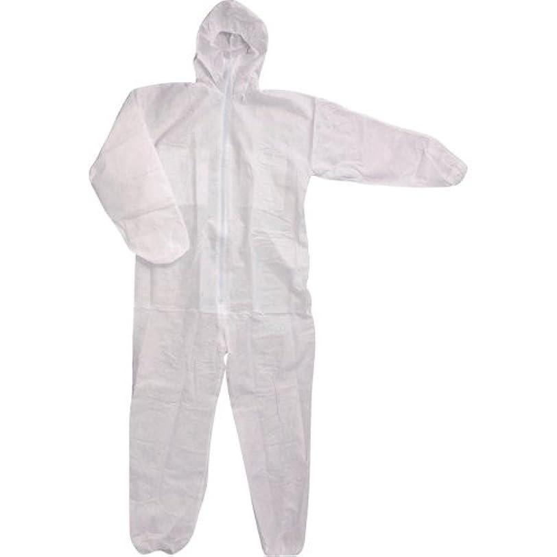月極端な思慮のない川西(KAWANISHI) 不織布つなぎ服 撥水透湿タイプ LL #7016