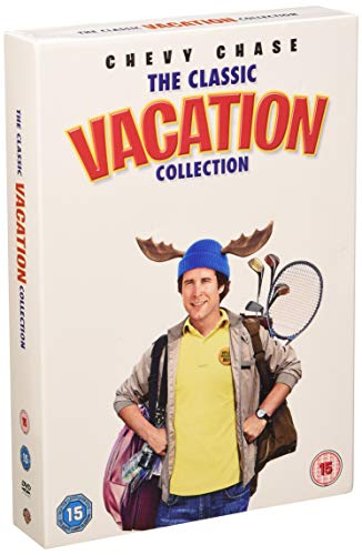 National Lampoon Collection (Vacation/European Vacation/Christmas Vacation/Vegas Vacation) [4 DVDs] [UK Import]