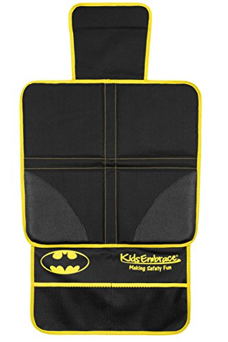 KidsEmbrace Batman Vehicle Mat, DC Comics Deluxe Mat, Yellow