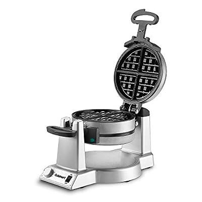 Cuisinart Double Belgian Waffle Maker WAF-F20