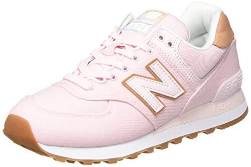 New Balance Damen 574v2 Sneaker, Pink (Pink SCA), 40.5 EU