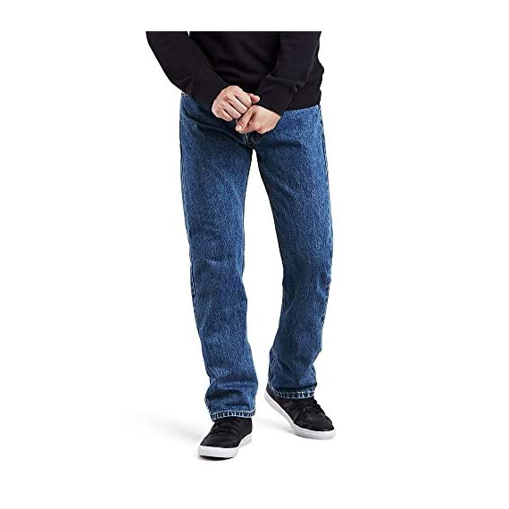 Levis-Mens-505-Regular-Fit-Jeans