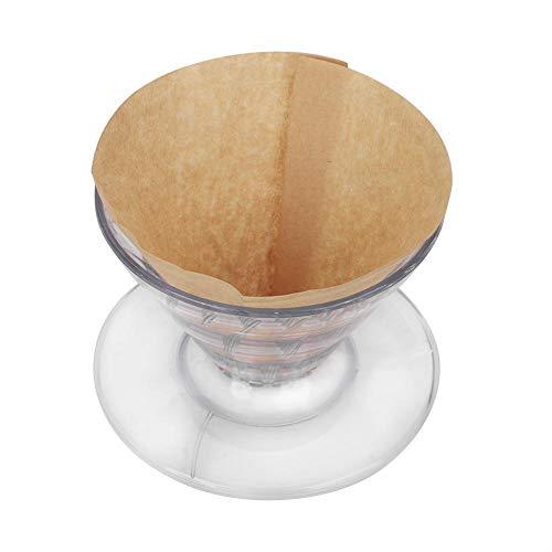 Liineparalle Inicio Mano Filtro de Goteo de café Olla V60 Filtro de...