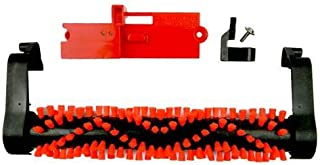 Bissell Brush Roll Assy W/ Pivot Arms 6 Row Orange #1601537