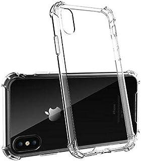 iPhone XR Case,Clear Anti-Scratch Bumper Shock Absorption Cover Case Compatible iPhone XR