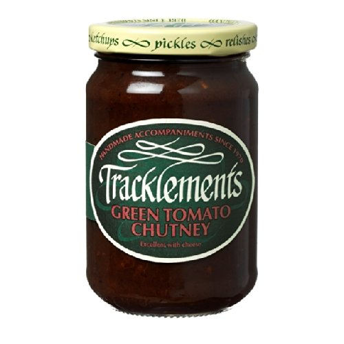 Tracklements Grünen Tomaten-Chutney 325G
