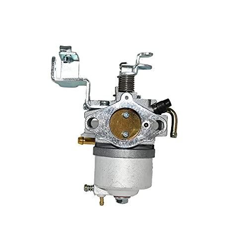 Vbaxy Nuevo Kit de Motor carbohidrato de carburador para Yamaha G16-20 Gas Golf Carrito 4 Ciclo 1996-2002 Tuning Carburetor (Color : 17555)