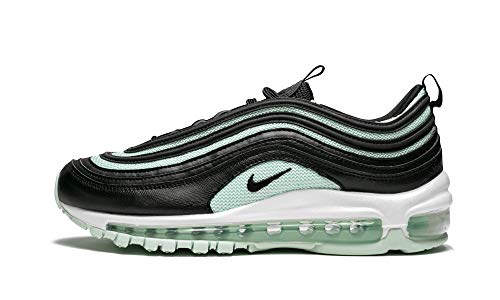 Nike Women's W AIR MAX 97 Fitness Shoes, Multicoloured (Black/Black/Igloo/White 012), 8 UK