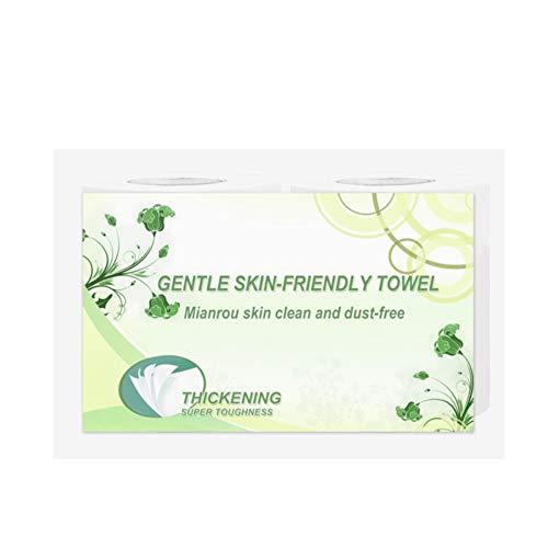 ABNB Toilettenpapier, Tresor Gesunde Toilettenpapier, Weich Sauber Papierrolle Bulkware, ohne chemische Rückstände (Size : 2pack)