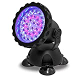 ZHG Pond Lights Underwater Fountain Light 3.5W Color Changing Submersible...