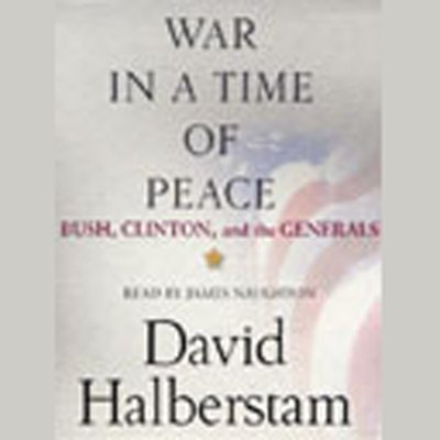 War in a Time of Peace audiobook cover art