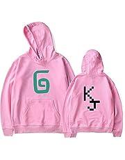 Karl Jacobs Merch Hoodie Sweatshirts Mannen Vrouwen Print Trui Mode Harajuku Trainingspak Kleding