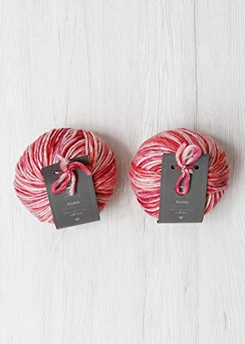 DHG Ovillos de lana de pluma 200 g (2 x 100 g)...