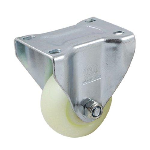 Aexit Steel Top Plate White 3' 'Einrad mit fester Nylon-Laufrolle (786e19b2fbd5d32c3b3ad056bebf3964)