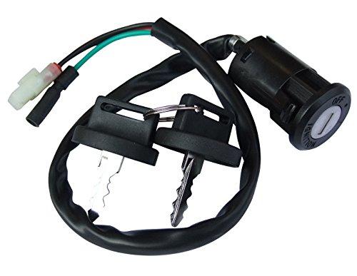 shamofeng Ignition Key Switch FOR Honda TRX 300EX HONDA 300 EX TRX300EX TRX 300 EX 2007-2009 ATV NEW