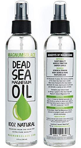 Magnum Solace Magnesium Oil Spray, Large, 230 g