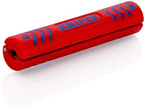 KNIPEX Abisolierwerkzeug für Koaxialkabel universal (100 mm) 16 60 100 SB