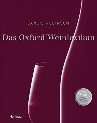 Das Oxford Weinlexikon