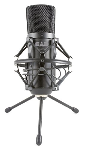 CAD Audio GXL2600USB Large Diaphragm USB Studio Microphone