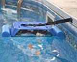 ZAK THE POOL MINDER Hands Free Pool Skimmer | Continually Captures Floating Debris | Eliminates Need to Manually Skim Pool by Hand w/Long Pole | Easy to Clean | Installs in Seconds No Tools Req'd
