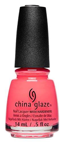 China Glaze Nail Lack mit hardeners, 14ml, ABBS0012Bad Set der Stimmung