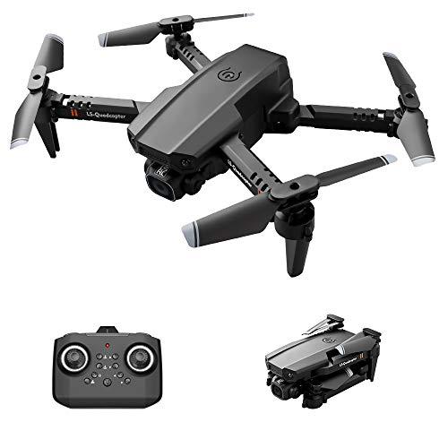 Yorten RC Drone LS-XT6 RC Drone Mini Drone 6 eixos Gyro 3D Flip Headless Mode Altitude Hold 12mins Flight Time RC Qudcopter para crianças e adultos (Sem camera)