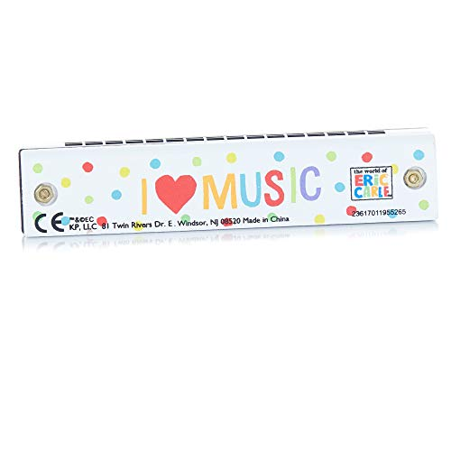 World of Eric Carle, The Very Hungry Caterpillar Harmonica by Kids Preferred by Kids Preferred