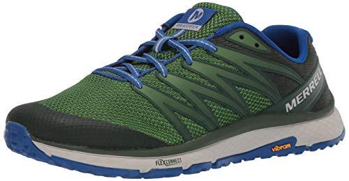 Merrell Bare Access XTR, Zapatillas de Running para Asfalto Hombre, Verde (Lime), 42 EU