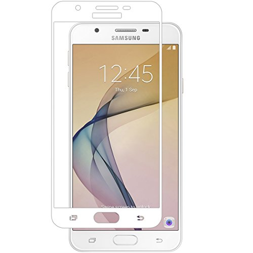 Película de Vidro 3D - Samsung Galaxy J5 Prime - Branca