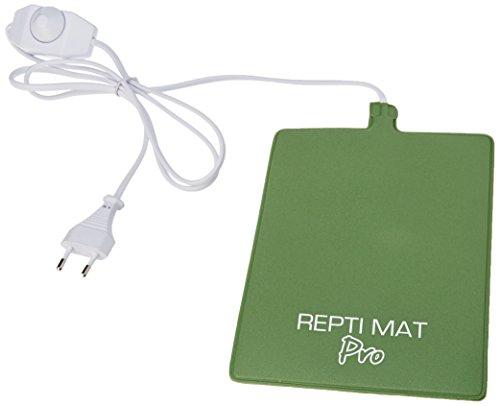 REPTILES PLANET Repti Pro Tapis Chauffant pour Reptile 15 x 20 cm 8 W