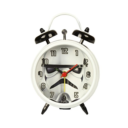 Reloj despertador alarma de Star Wars