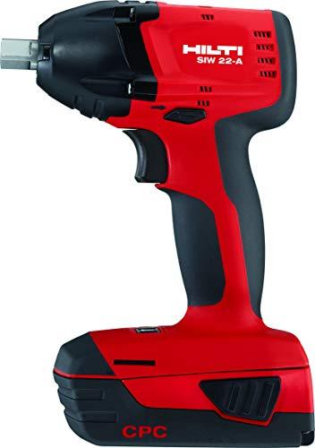 Hilti 2149755Cordl. Impact Wrench SIW 22-A 3/8 Bulk