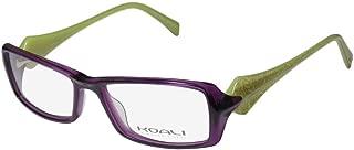 Koali By Morel 7007s For Ladies/Women Rectangular Full-Rim Shape Beautiful Brand Name Vision Care Eyeglasses/Eyewear