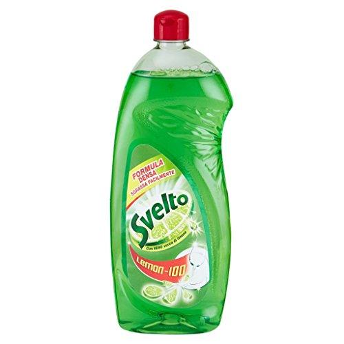 Svelto Detergente líquido para platos de limón, 1 L