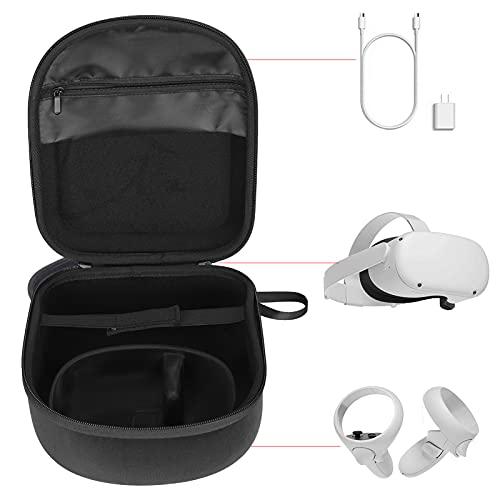 Bolsa de armazenamento para óculos VR, estojo de transporte VR Bolsa protetora para óculos VR para viagens para cinema