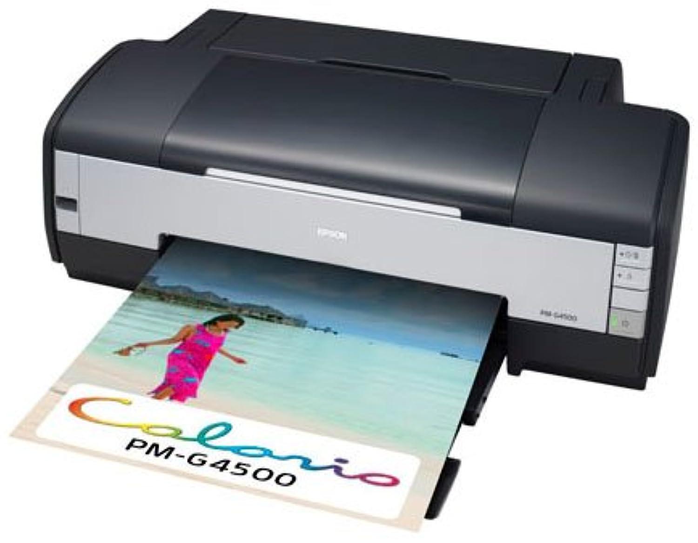 EPSON Colorio インクジェットプリンター PM-G4500 A3ノビ対応 6色染料インク