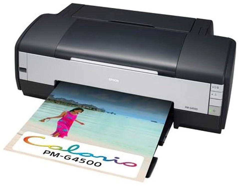 エンディング後悔れんがEPSON Colorio インクジェットプリンター PM-G4500 A3ノビ対応 6色染料インク