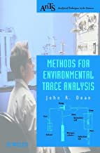 Methods for Environmental Trace Analysis (Analytical Techniques in the Sciences (AnTs) * Book 12) (English Edition)