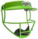 Schutt Sports Titanium V2 Softball Fielder's Guard Varsity Faceguard with Visor, Royal Blue